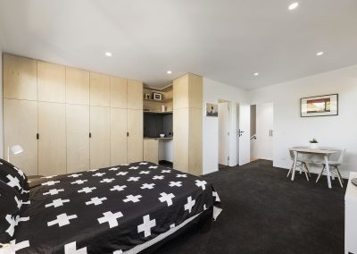Prahran residence bedroom 2