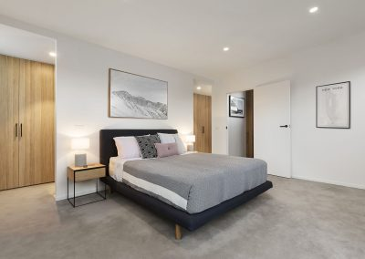 Prahran residence bedroom 3