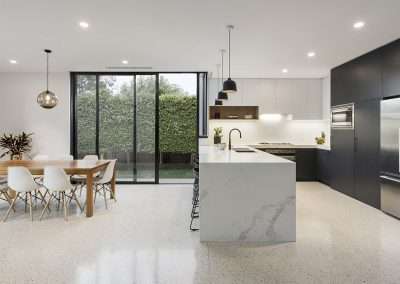 Prahran residence kitchen 1